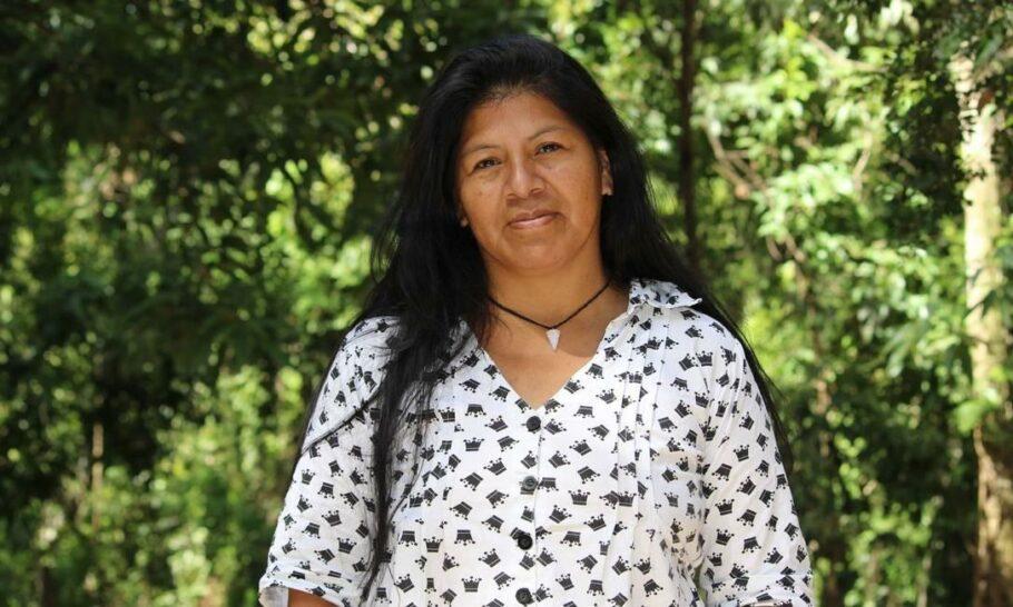 Sandra Benites é curadora do MASP