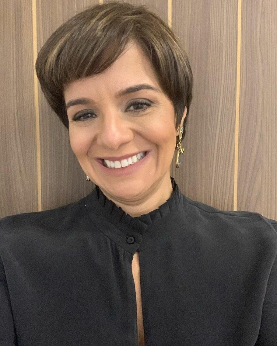 A jornalista e colunista do Estadão Vera Magalhães
