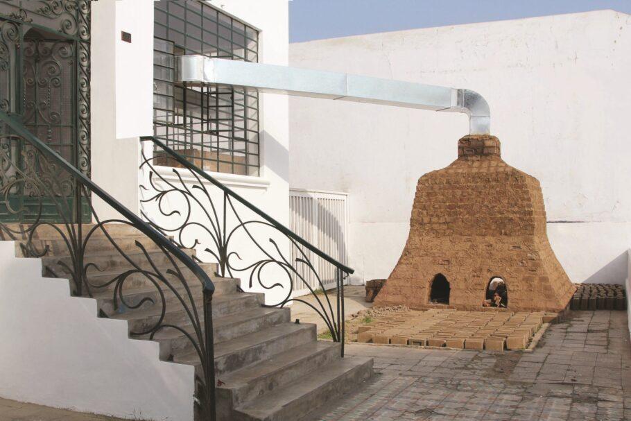 """Arquitectura del humo"", de Ximena Garrido Lecca, Bienal de São Paulo"