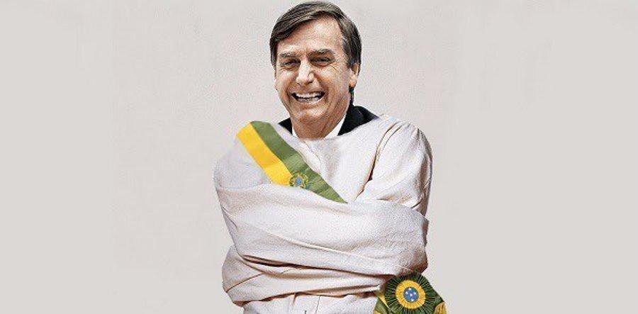 BolsonaroGenocida: web acusa presidente de colocar Brasil em risco com MP