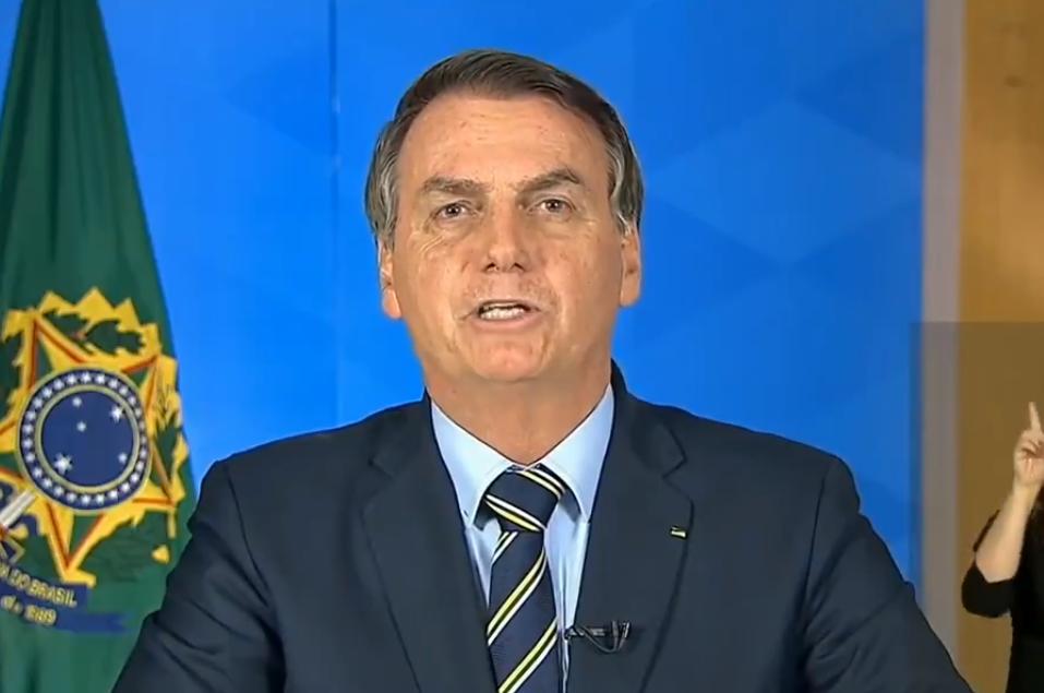 Web pede impeachment de Bolsonaro e lança # ...