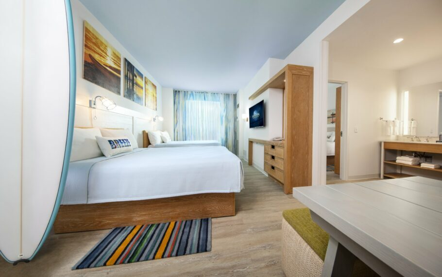 Quarto do Dockside Inn and Suites em Orlando