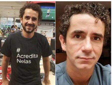 Jornalista Felipe Andreolli