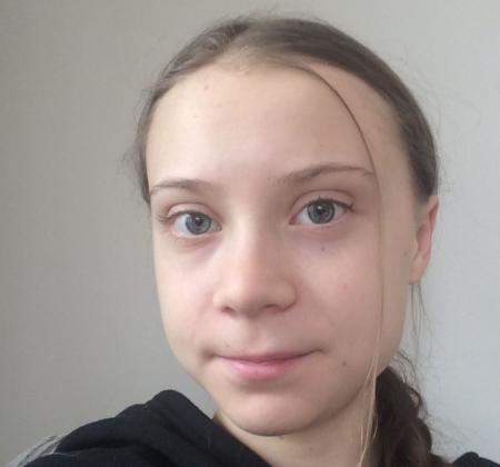 Greta Thunberg CORONAVÍRUS