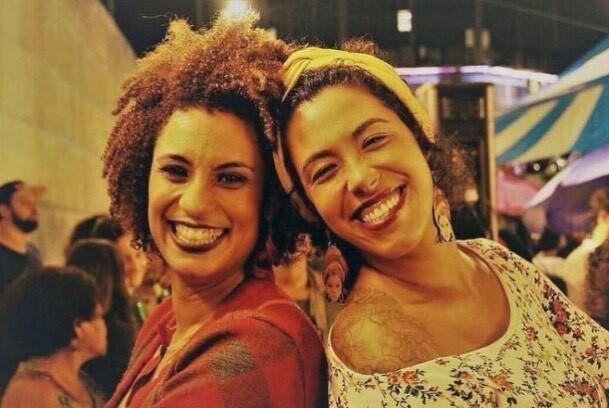 Marielle Franco e Talíria Petrone