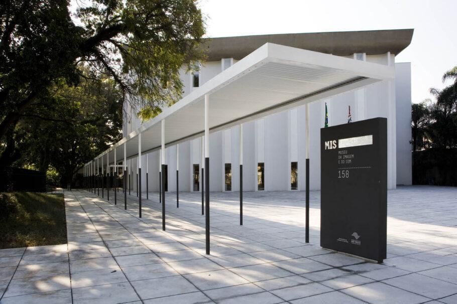 Museu da Imagem e do Som (MIS-SP) #misemcasa