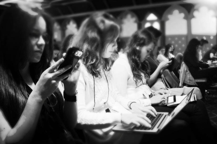 mulheres jornalistas