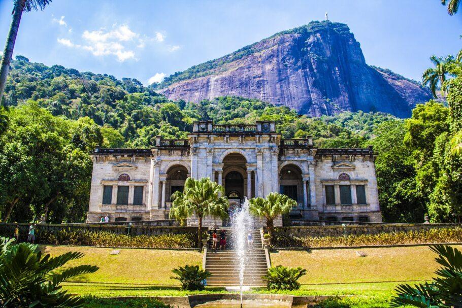 Parque Lage, no Rio de Janeiro