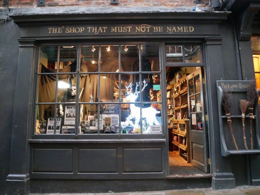 rua The Shambles em York