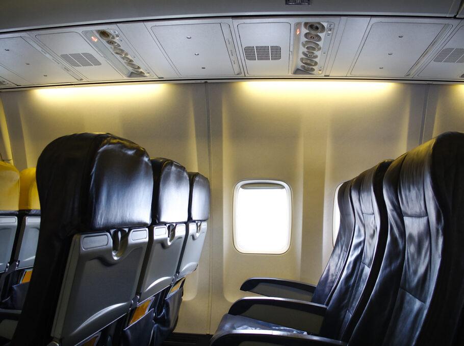 avião coronavírus