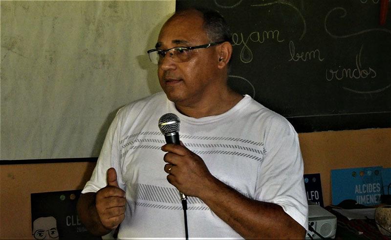 Antônio Eduardo Oliveira, coordenador do Conselho Indigenista Missionário (CIMI)