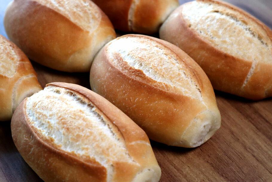 Pão Francês feito em casa