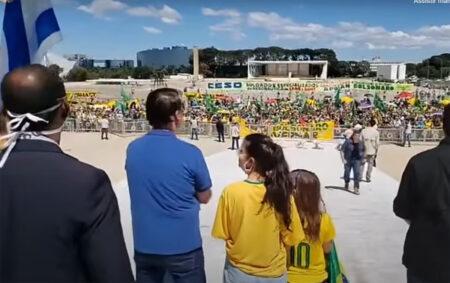 bolsonaro bolsonaristas cloroquina