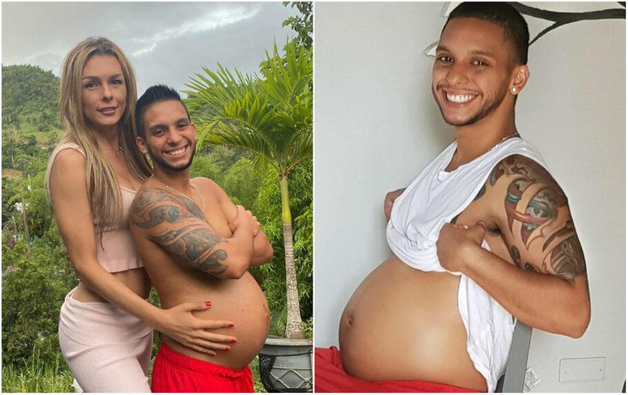 casal trans Danna Sultana e Esteban Landrau