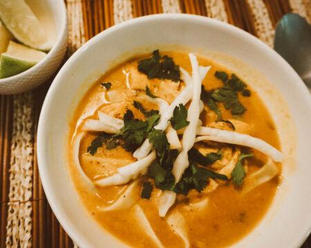 khao soi tailandia