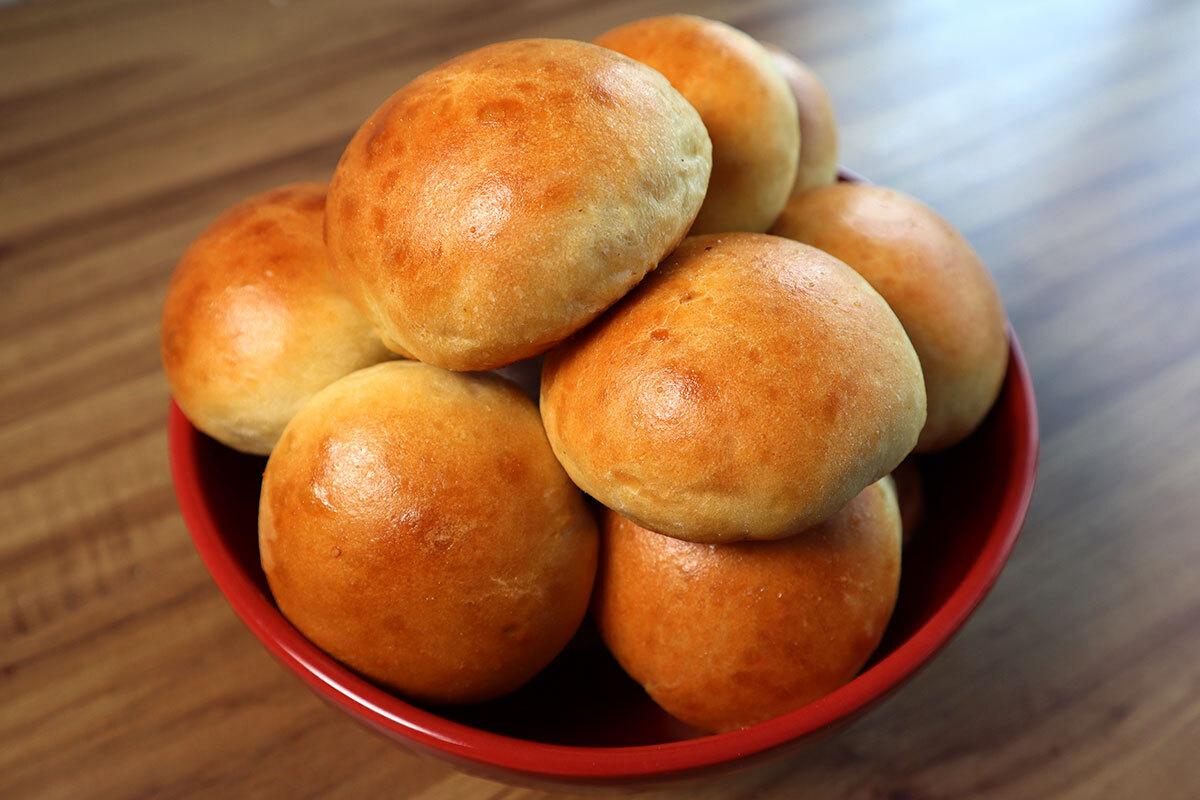 Pão De Batata Com Requeijão Receita Fácil Com Dicas Para Congelar