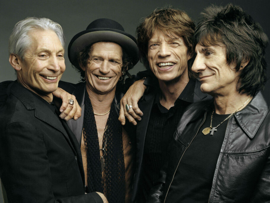 the rolling stones shows raros