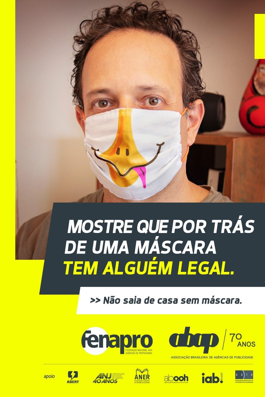 Campanha Abap Use Máscara