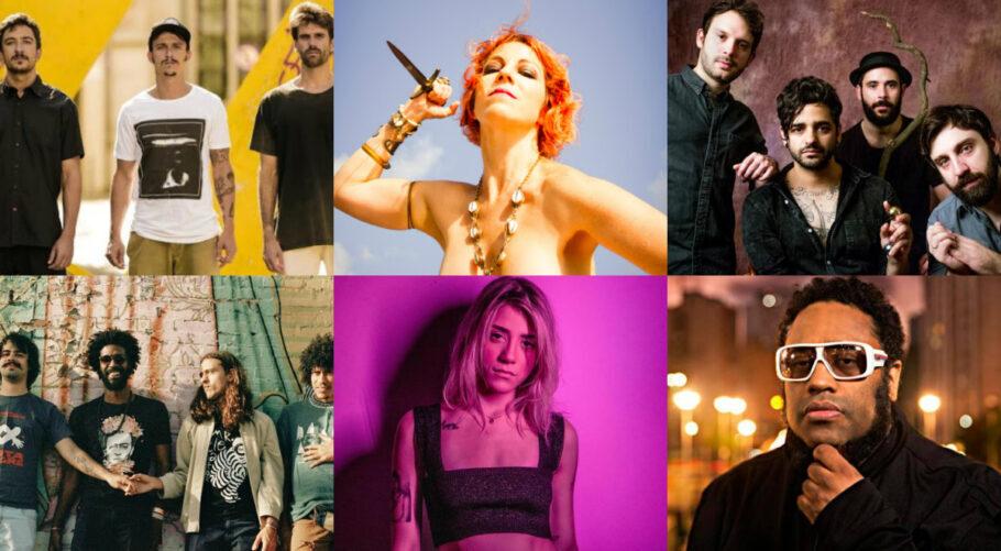 Vans Living Room - BRAZA, Karina Buhr, Fresno, Boogarins, Cynthia Luz e BNegão estão entre as atrações do festival