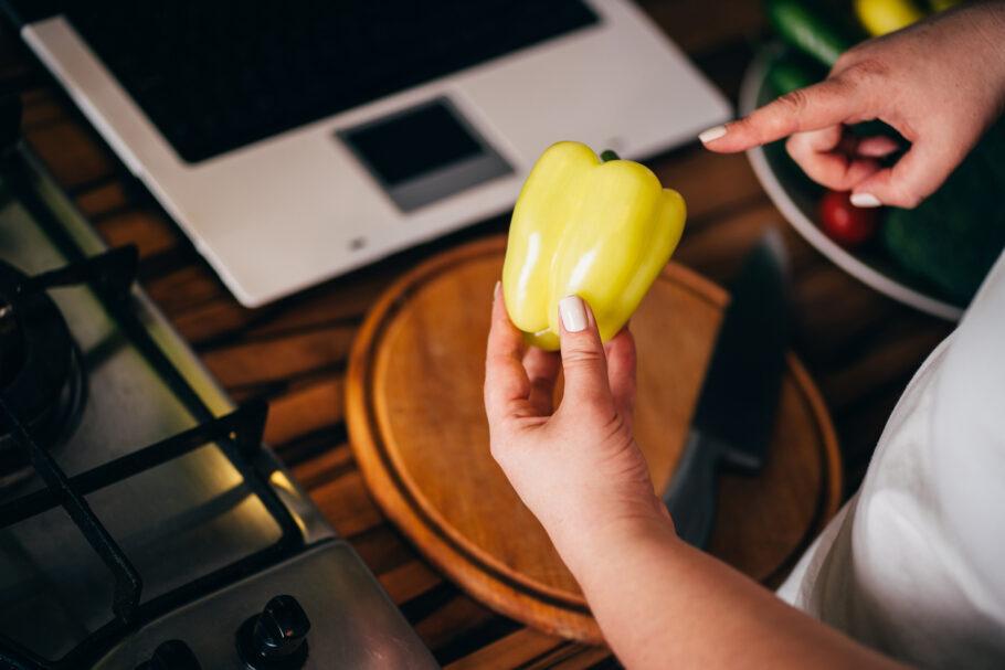 atendimento nutricional na quarentena