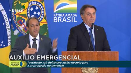 Governo anuncia ampliação do pagamento do auxílio emergencial