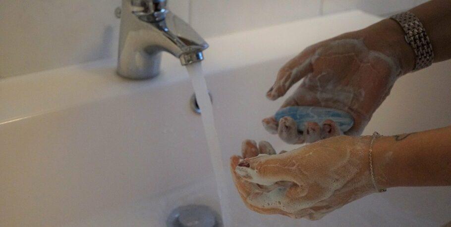 fobias toc de lavar a mão