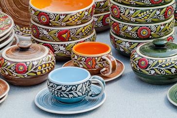 A cerâmica Iznik, uma das artes mais tradicionais da Turquia