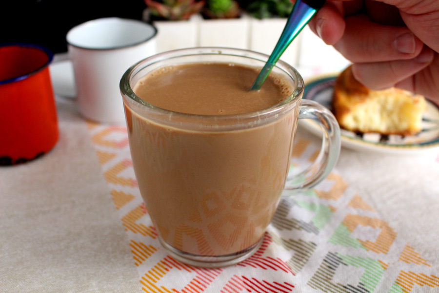 Chocolate quente Chicabon