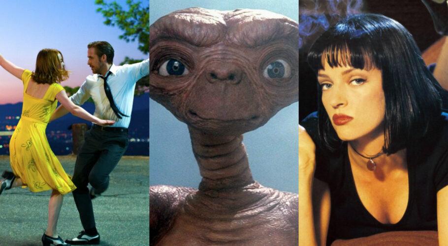 "Arena Sessions - cinema drive-in Allianz Parque | ""La La Land: Cantando Estações"", ""ET: O Extraterrestre"" e ""Pulp Fiction"""