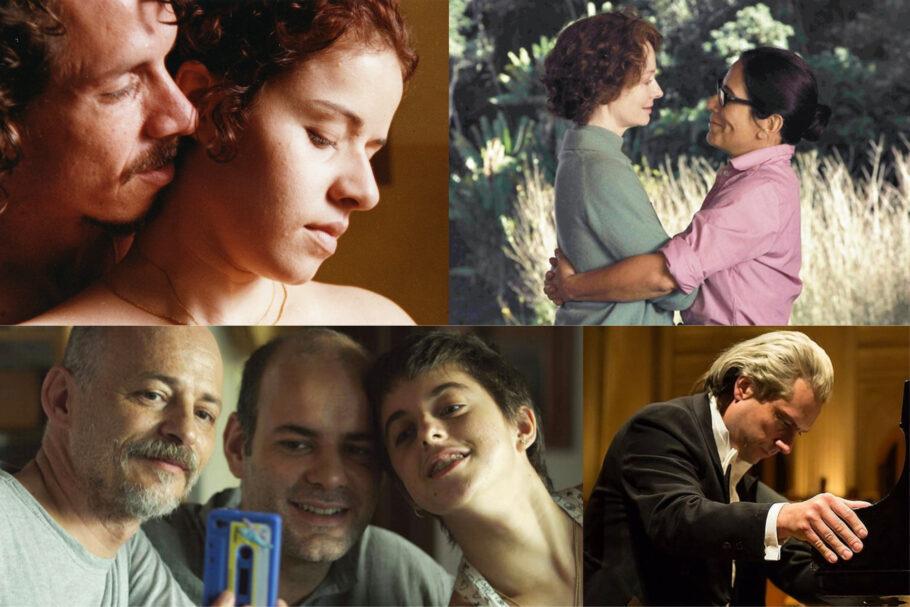 """""""Um Céu de Estrelas"""" (1996), """"Flores Raras"""" (2013), """"E Além de Tudo Deixou Mudo o Violão"""" (2013) e """"João, o Maestro"""" (2017) são alguns dos filmões exibidos nesta mostra"""