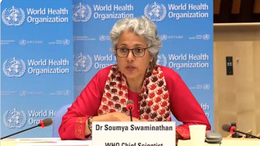 Soumya Swaminathan da OMS fala sobre vacina testada no Brasil