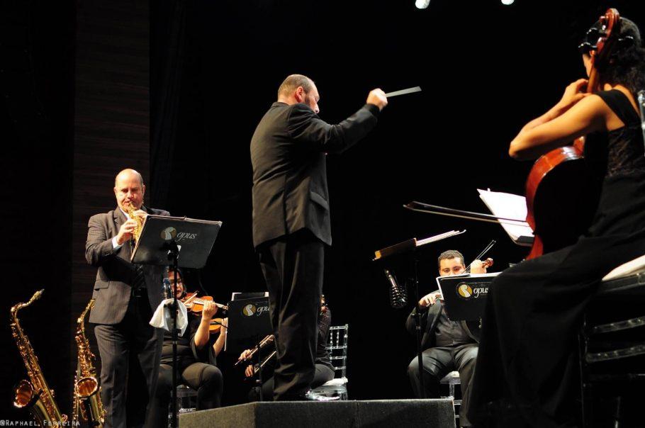 Orquestra Opus, Lives de Dia dos Namorados