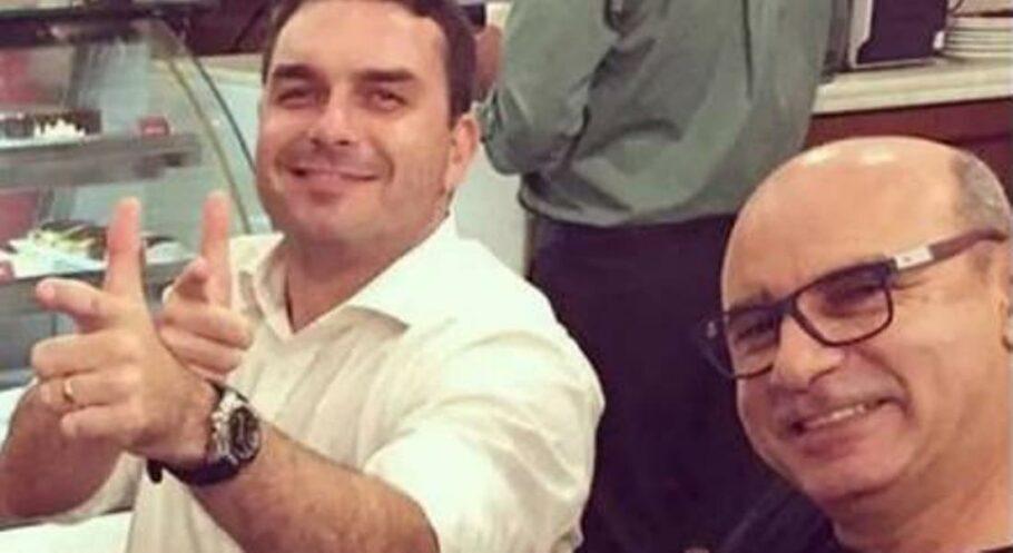 Queiroz era assessor e motorista de Flávio Bolsonaro na Alerj