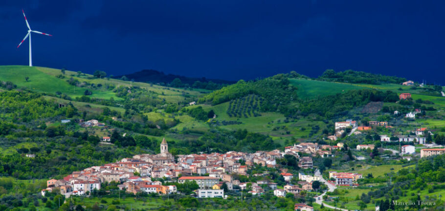 Vilarejo Itália