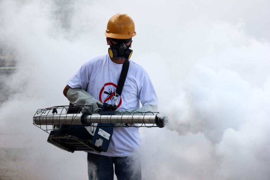 zika epidemia no Brasil