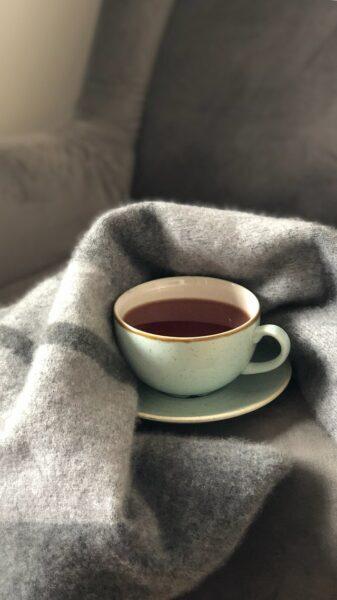No frio, a opção costuma ser por bebida quente