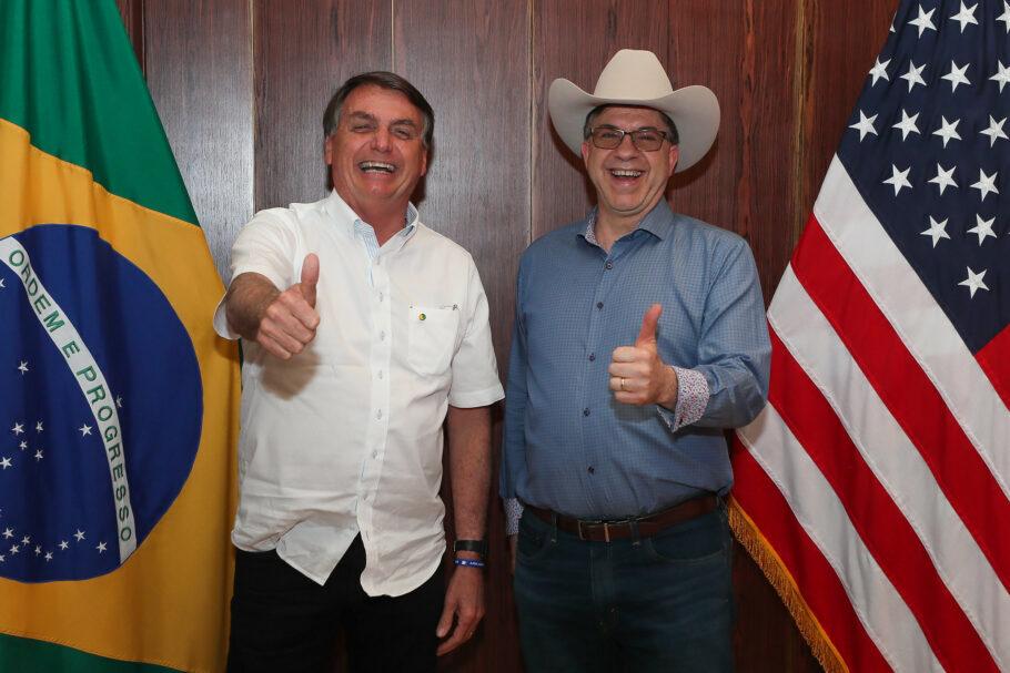 Bolsonaro foi diagnosticado com covid-19 na última terça-feira, 7, mas relatou que já sentia sintomas da doença desde o domingo