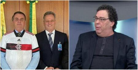 Casagrande responsabiliza Bolsonaro por possível morte do futebol brasileiro