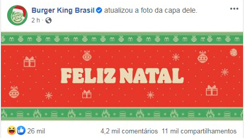 burger king antecipa natal