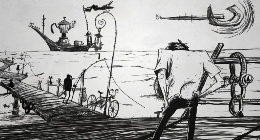 Mostra de animações do Itaú Cultural