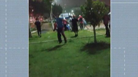 Guarda Municipal é espancado por tentar dispersar aglomeração em SP