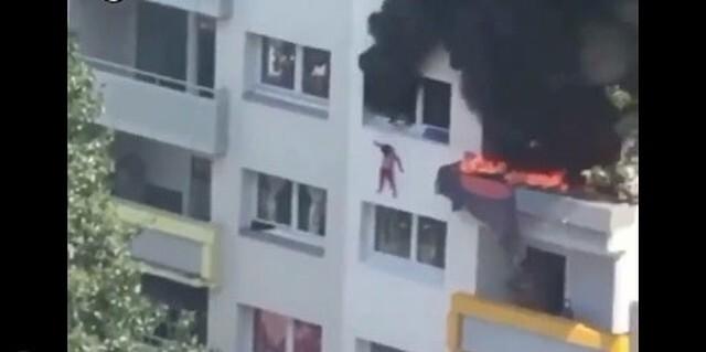 incêndio Grança