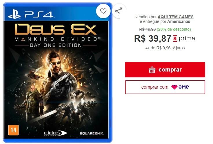 PS4 e Xbox