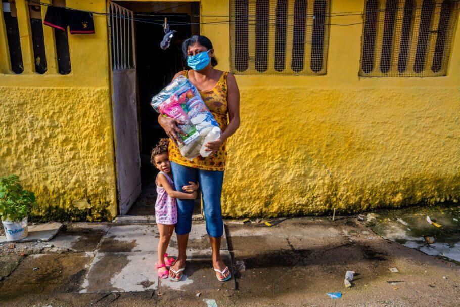 O Transforma Brasil auxiliou mais de 400 mil famílias durante a pandemia