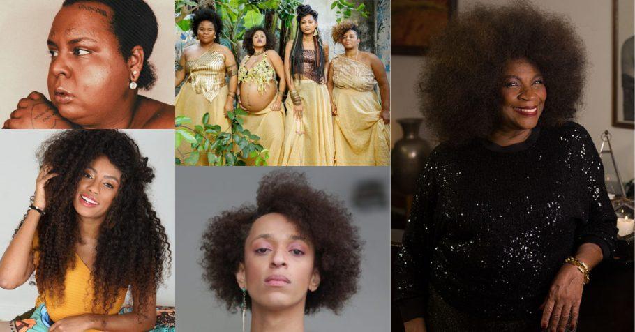 Artistas e personalidades do Festival Latinidades 2021