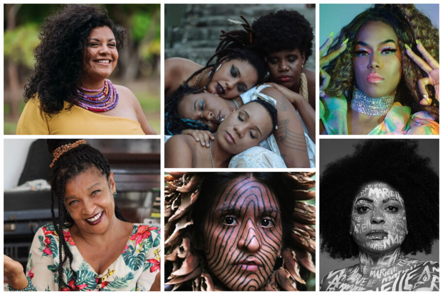 Haynna e Os Verdes, Elisa Lucinda, Banda Panteras Negras, Brisa Flow, Enme Paixão e Preta Ferreira são algumas atrações do Festival Latinidades