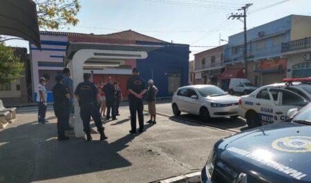 O caso do homem que furtou um carro com um bebê dentro foi registrado em Porto Feliz