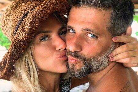Mães criticam fotos de Giovanna Ewbank e Bruno Gagliasso no hospital