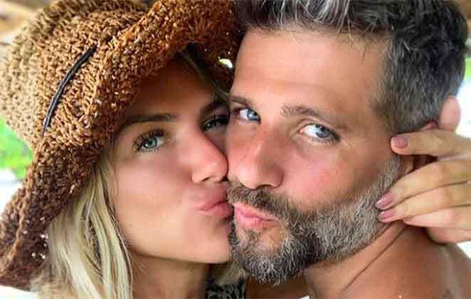Zyan é o terceiro filho do casal Giovanna Ewbank e Bruno Gagliasso