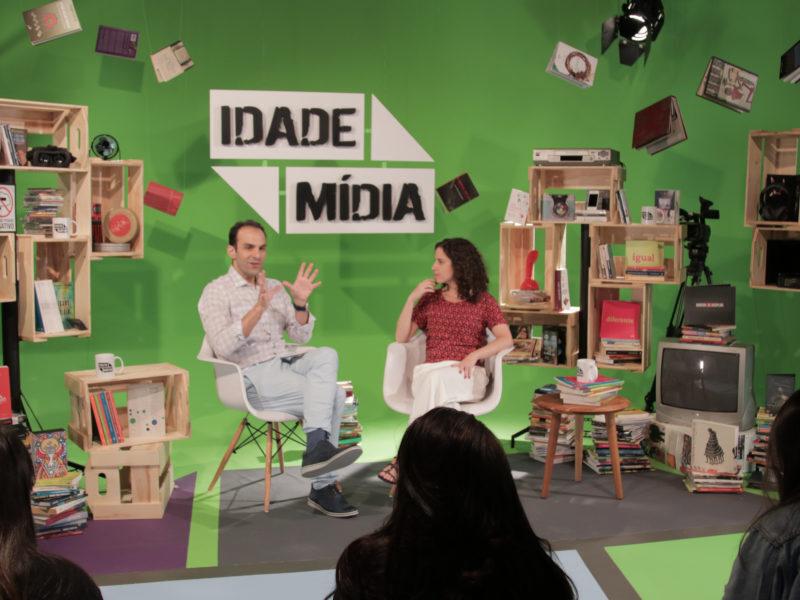 """""""Idade Mídia"""" será comandado pelo jornalista e especialista em educação e mídia Alexandre Sayad"""